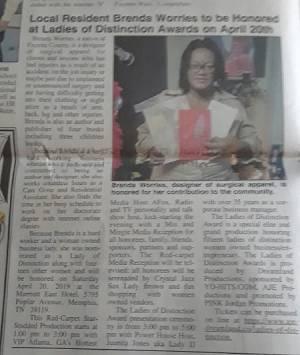 The Fayette Falcon newspaper